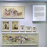 Samouraïs : Documents iconographiques collectés par Aimé Humbert