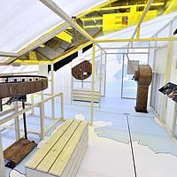 Le hangar à bateaux - Combler