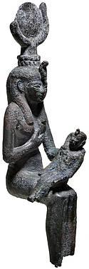 Statuette de la déesse Isis