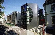 Bâtiment institut ethnologie