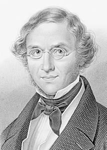 Portait de Frédéric DuBois de Montperreux