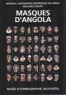 Masques d'Angola