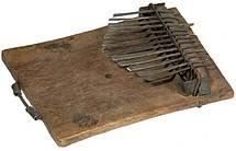 lamellophones citanzi cokwe