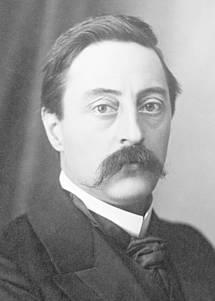 Portrait de Arnold Van Gennep